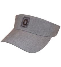Top of the World Ohio State Buckeyes Gray Adjustable Visor