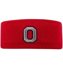 Ohio State Buckeyes Scarlet Knit Headband