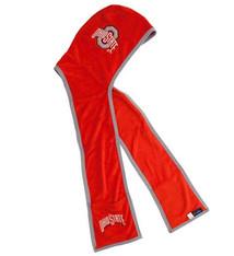 Ohio State Buckeyes Ultra Fleece Hoodie Scarf