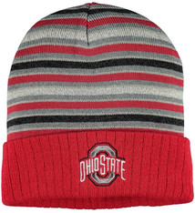 Top of the World Ohio State Buckeyes McGoat Cuffed Knit Hat