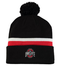 Nike Ohio State Buckeyes Nike Sideline Cuffed Pom Knit Hat