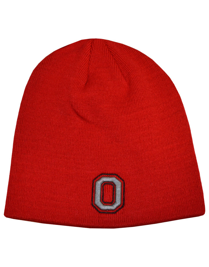 Top of the World Ohio State Buckeyes Two Sided Beanie