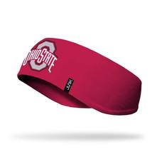 Ohio State Buckeyes Logo Scarlet Ear Warmer