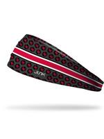 Ohio State Buckeyes Black Helmet Headband