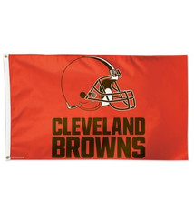 Wincraft Cleveland Browns Flag 3x5 Helmet Logo