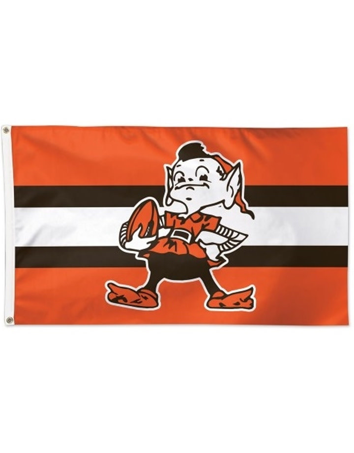 Wincraft Cleveland Browns Flag 3x5 Classic Logo