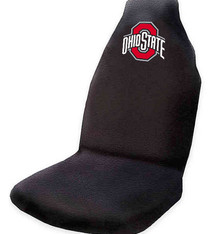 Ohio State University Car Seat Cover