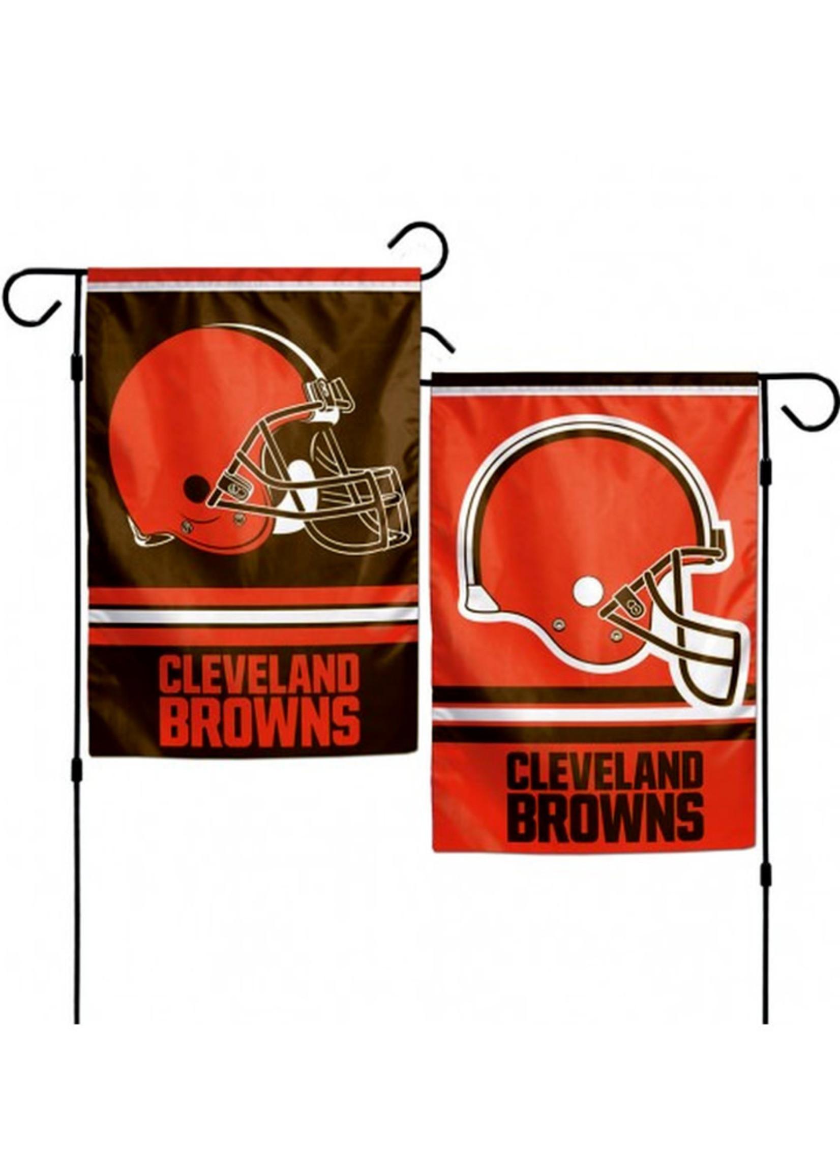 Wincraft Cleveland Browns 12x18 Garden Flag 2 Sided