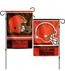 Wincraft Cleveland Browns 12x18 Garden Flag 2 Sided