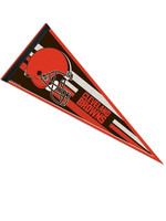 Wincraft Cleveland Browns Striped Felt Pennant
