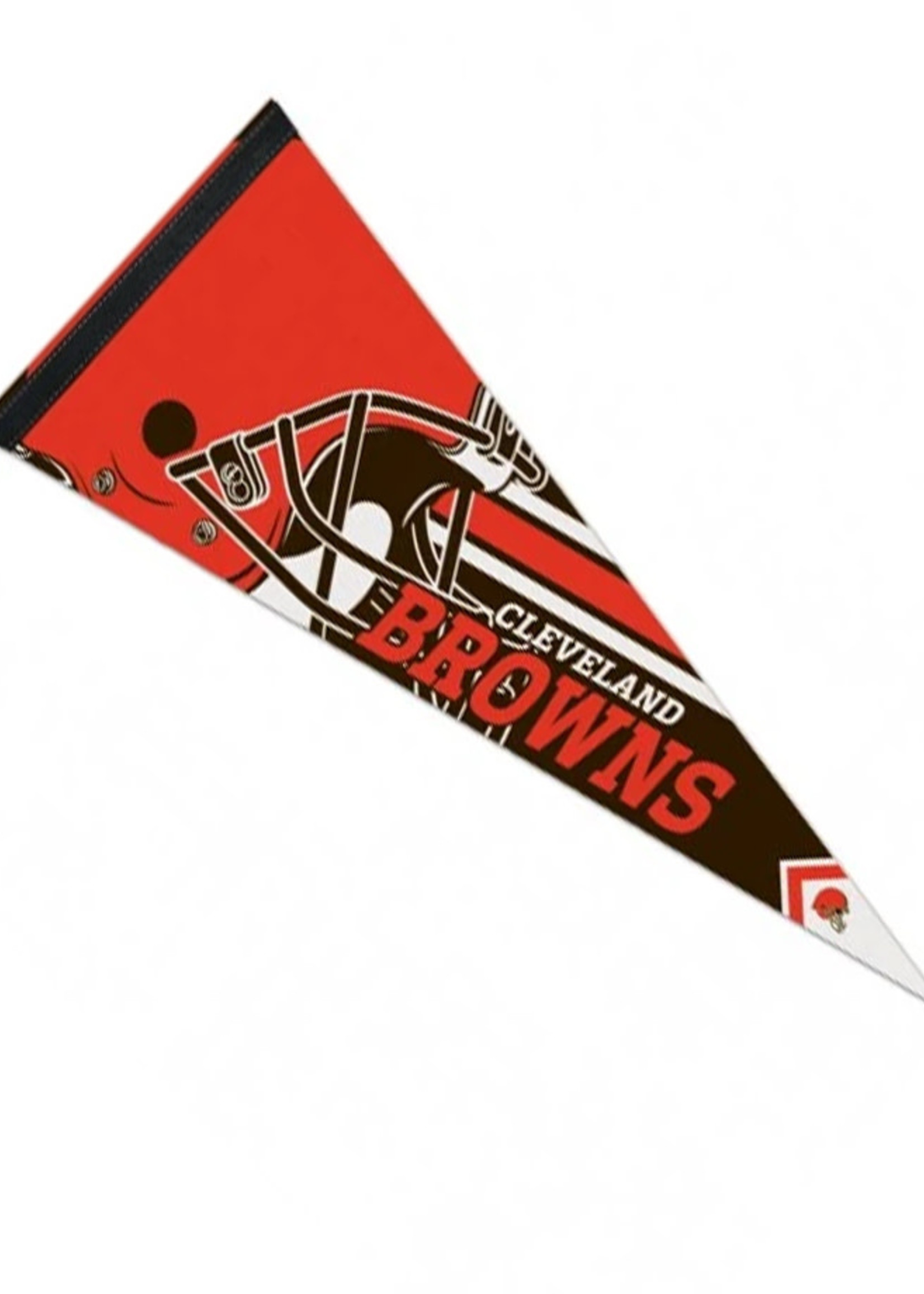 Wincraft Cleveland Browns Large Helmet Pennant 12x30