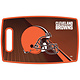 "Cleveland Browns 14.5"" x 9.5"" Large Cutting Board"