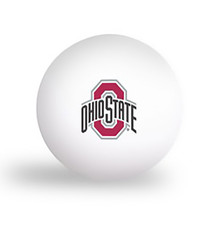 Wincraft Ohio State Buckeyes 6 Pack Ping Pong Balls