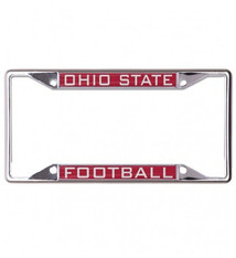 Wincraft Ohio State Buckeyes Football License Plate Frame