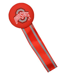Ohio State Buckeyes Infant Pacifier Clip