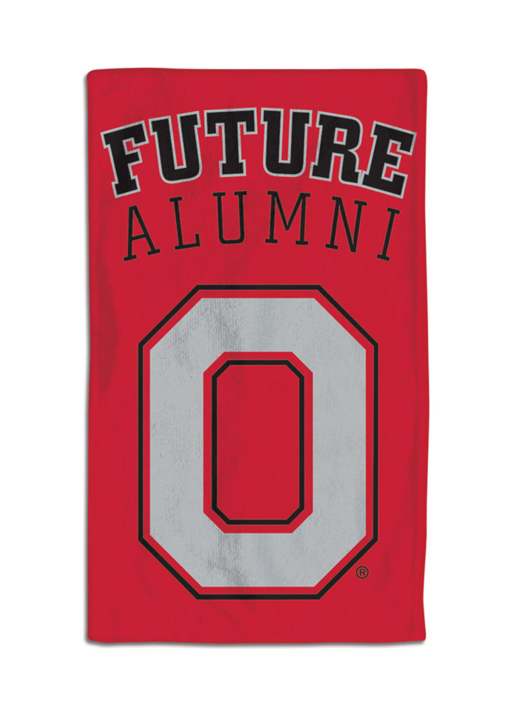 Wincraft Ohio State Buckeyes Future Alumni Baby Burp Cloth