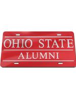 Wincraft Ohio State Buckeyes Alumni Acrylic Front License Plate