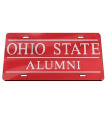Wincraft Ohio State Buckeyes Alumni License Plate
