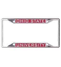 Wincraft Ohio State University License Plate Frame