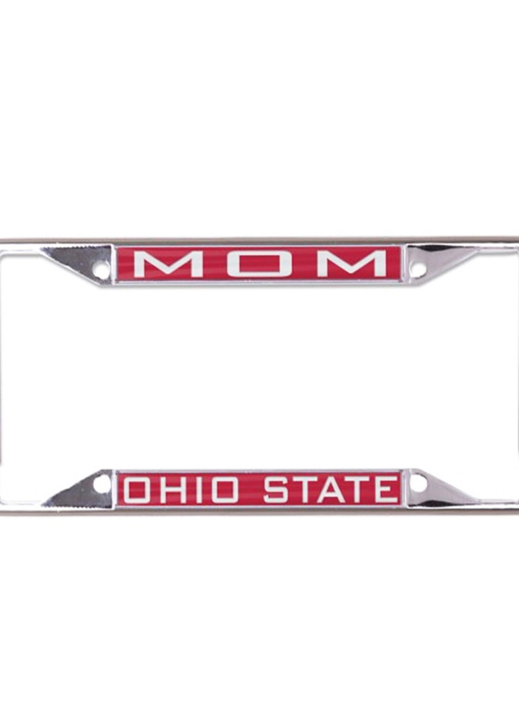 "Wincraft Ohio State Buckeyes ""Mom"" License Plate Frame"