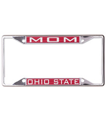 "Wincraft Ohio State Buckeyes ""Mom"" License Plate Frame"