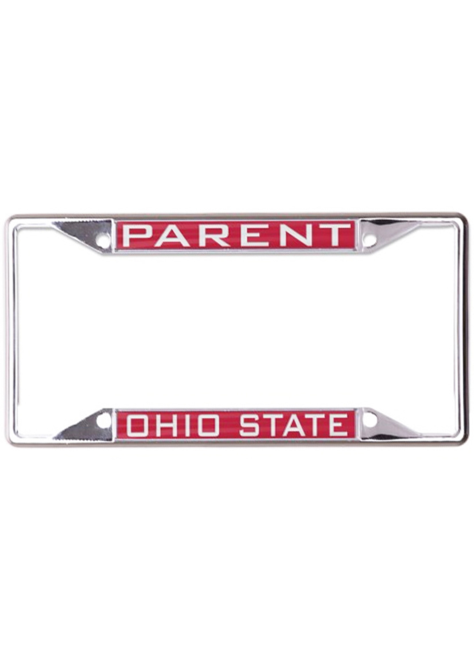 """Wincraft Ohio State Buckeyes """"Parent"""" License Plate Frame"""