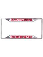 "Wincraft Ohio State Buckeyes ""Grandparent"" License Plate Frame"