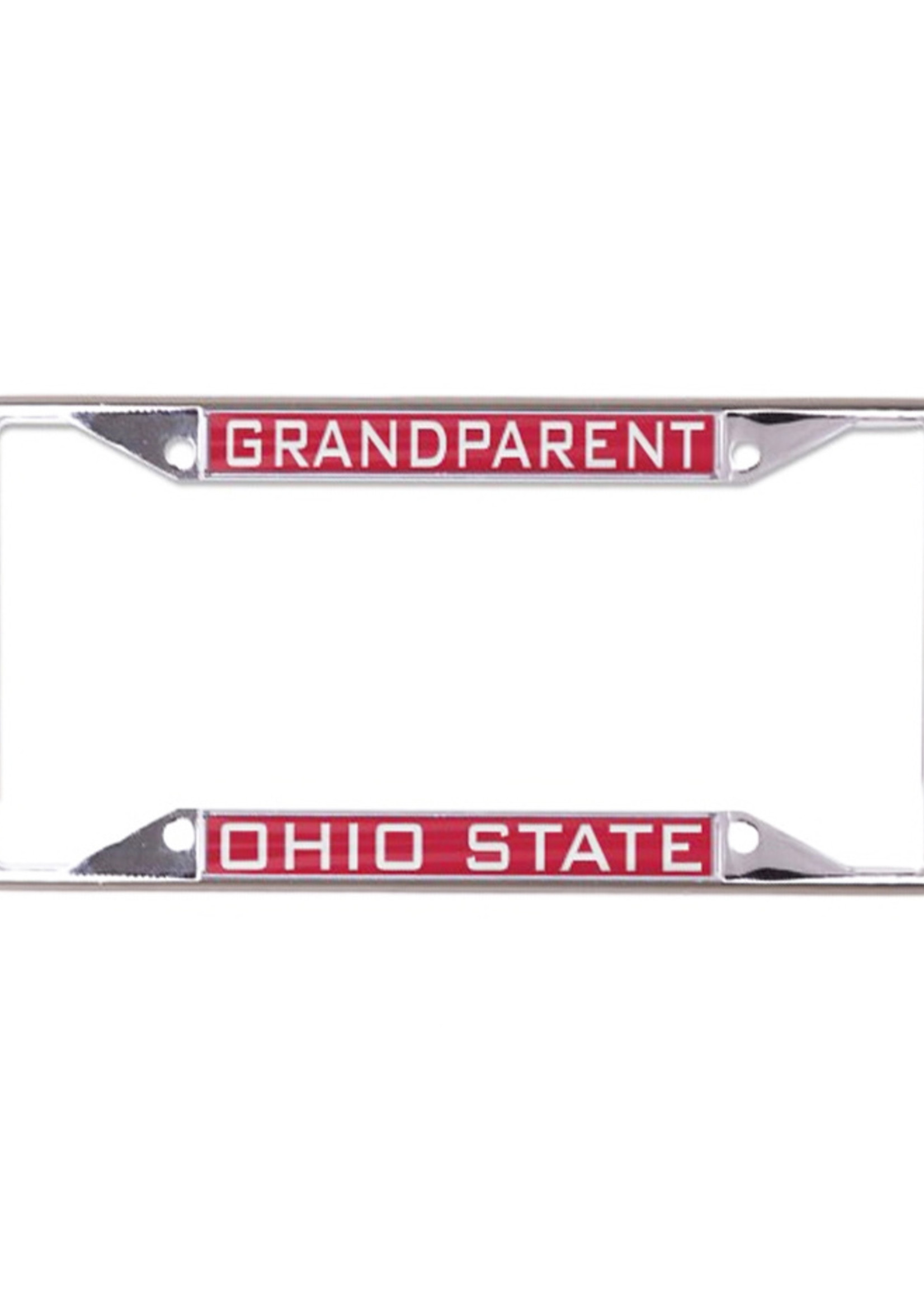 "Wincraft Ohio State Buckeyes ""Grandparent"" License Plate Frame"