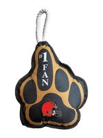 Cleveland Browns Super Fan Dog Toy