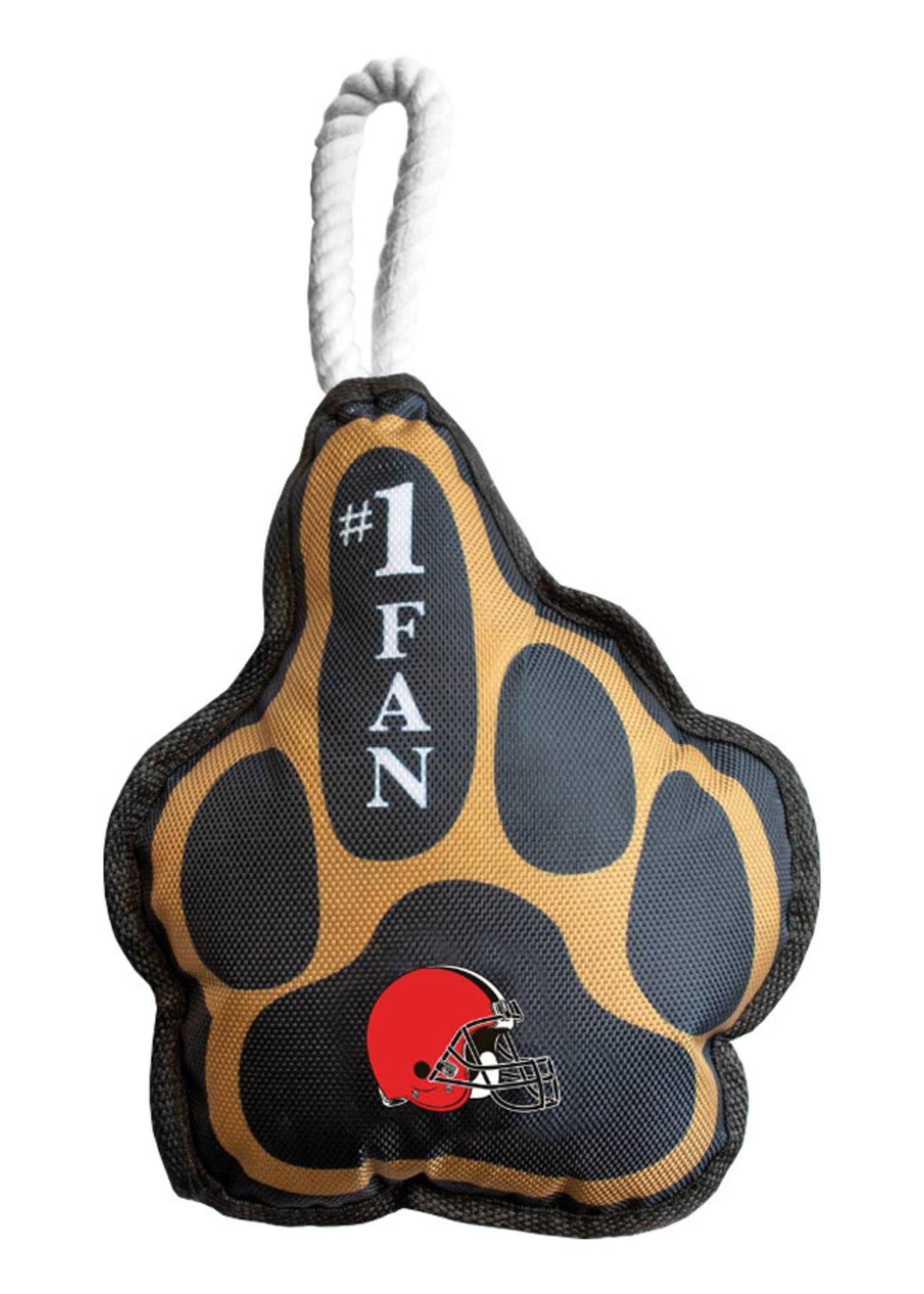 Cleveland Browns Super Fan Dog Toy
