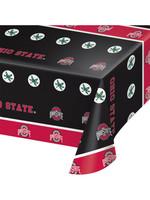 Ohio State University Plastic Table Cover