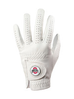Ohio State Buckeyes Golf Glove with Ball Marker - Large
