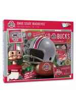 Ohio State Buckeyes Retro Series 500-Piece Puzzle
