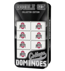 Ohio State Buckeyes Double-Six Dominoes