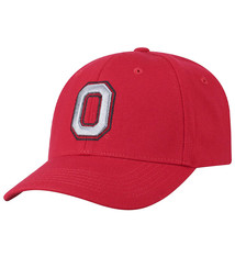 Top of the World Ohio State Buckeyes Block O Memory Fit-Hat