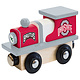 Ohio State University Wooden Toy Train