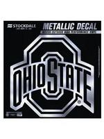 Wincraft Ohio State Buckeyes Metallic Decal