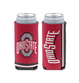 Wincraft Ohio State Buckeyes Slim Can Cooler