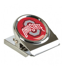 Ohio State Buckeyes Metal Magnet Clip