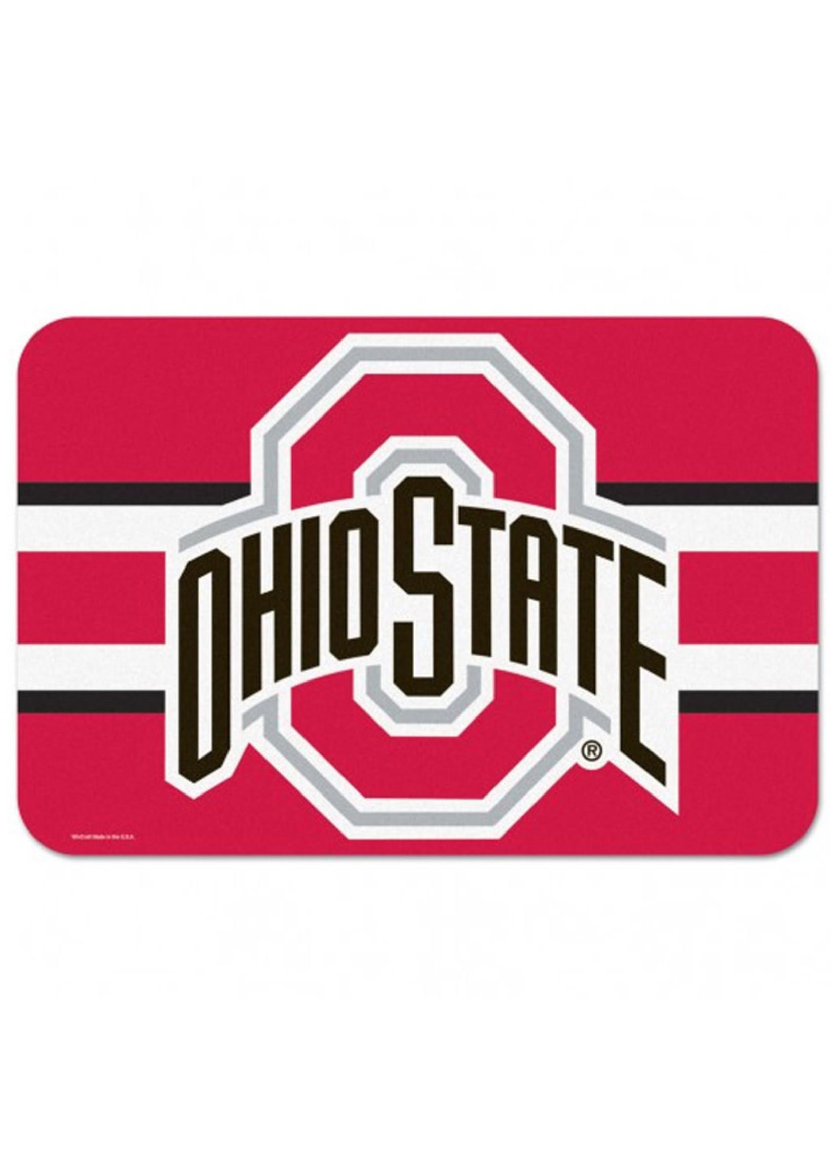 """Wincraft Ohio State University Small Mat 20"""" x 30"""""""
