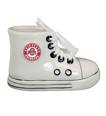 Ohio State Buckeyes Bank Shoe Piggy Bank