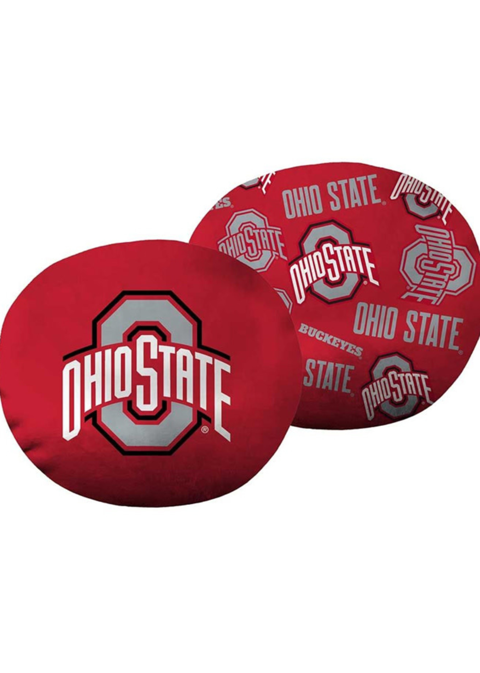 "Ohio State Buckeyes 11"" Cloud Pillow"