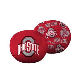 "Ohio State Buckeyes 11"" Cloud Pillow"