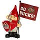 Ohio State Buckeyes Flag Holder Gnome