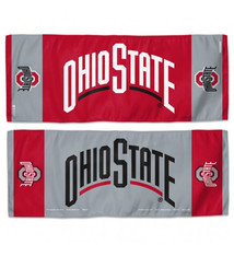 "Wincraft Ohio State University 12"" x 30"" Cooling Towel"
