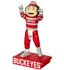 "Ohio State Buckeyes 12"" Brutus Garden Statue"