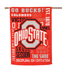 Flags Banners Everything Buckeyes