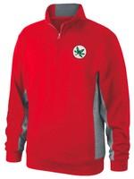 Ohio State Buckeyes 1/4 Zip Fleece