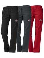 Wonder Wink Scrubs Ohio State Buckeyes Women's Straight Leg Cargo Scrubs Pant
