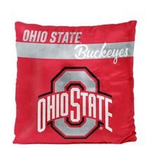 Ohio State Buckeyes Silk Touch Legacy Pillow
